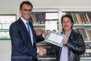 Prof. Apuzzo e dott. Dall Aera