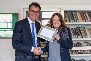 Prof. Apuzzo e dott.ssa Lanciotti
