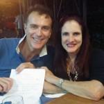 Adesione all'A.I.R.O. di Silvia Menendez