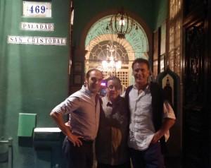 Serate cubane con Pierangelo Bianchi e Alberto Petrosellini